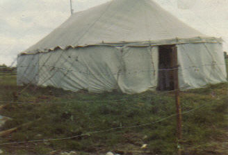 Sion Mills - Tent Mission